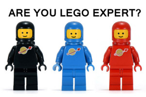 Are You A Lego Expert Quiz